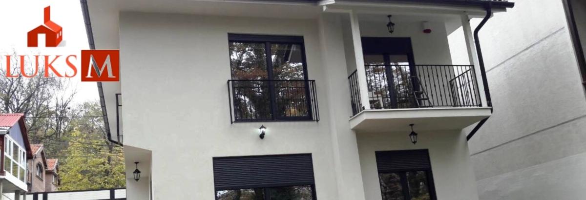 Izgradnja montažne Kuće Ivanjica